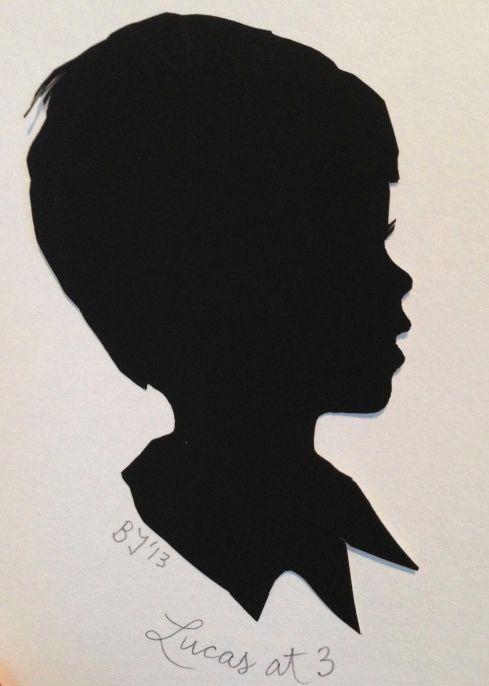 LucasSilhouette