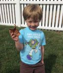 Nature walk activities to collect materials for scientific discovery