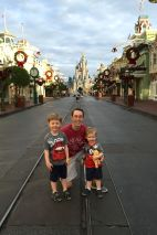 Early morning access to Magic Kingdom - breakfast at Be Our Guest before the park officially opens