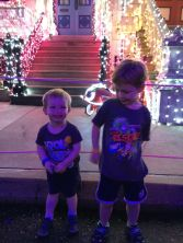 The Osborne Family Light Spectacle, last year!